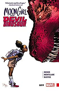 Book Cover: Moon Girl and Devil Dinosaur Vol. 1: BFF