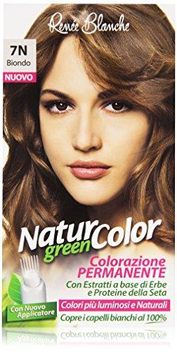 Renée Blanche - Natur Color, Colorazione Permanente, 7N Biondo