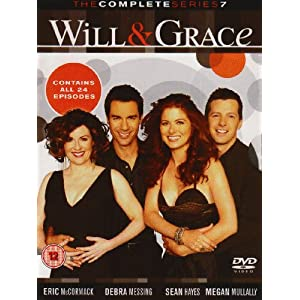 Will and Grace - the Complete Series 7 [Import anglais]