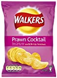 Walkers Crisps Prawn Cocktail 34.5 g (Pack of 48)