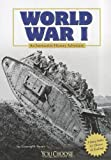 img - for World War I: An Interactive History Adventure (You Choose Books) book / textbook / text book