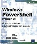 Windows PowerShell (version 3) - Guid...