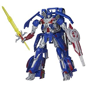 Transformers Age of Extinction Generations Leader Class Optimus Prime Figure from Transformers