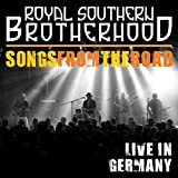 Royal Southern Brotherhood Songs From The Road (CD+DVD) by Royal Southern Brotherhood (2013) Audio CD
