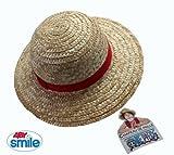 One Piece Luffy sombrero de paja de los niños