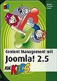 Content Management mit Joomla! 2.5 für Kids