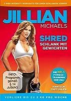 Jillian Michaels - Shred: Schlank mit Gewichten