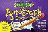 Walt Disney World Deluxe Autograph & Sticker Book