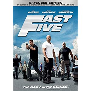 Fast Five Movie Clips