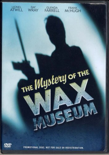 The Mystery of the Wax Museum / 1933 / Fay Wray (Hollywood Wax compare prices)
