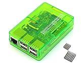 Raspberry Pi2 Model B ボード&ケースセット(Standard, Green)