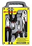 KR Tools 10132 Pro Series Jobmates 4-Piece Plier Set