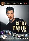 RICKY MARTIN LIVE IN SPAIN [DVD] SIDV-09021