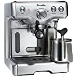 Breville 800ESREF Factory Reconditioned Die Cast Espresso Machine