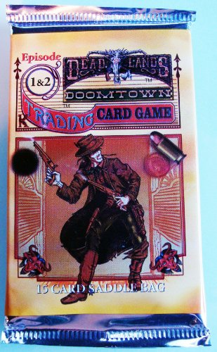 Deadlands Doomtown CCG Rolling Thunder Episodes 1&2 Booster Pack