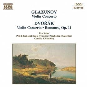 Violin Concerto in A minor, Op. 53, B. 96: III. Finale