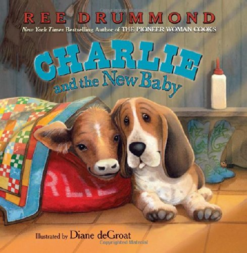 Charlie And The New Baby (Charlie The Ranch Dog) front-1015492