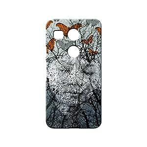 G-STAR Designer 3D Printed Back case cover for LG Nexus 5X - G2511