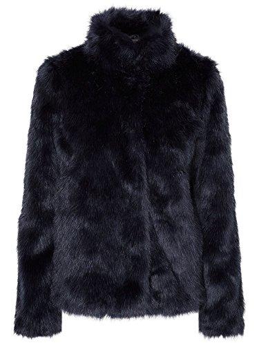 Vero Moda 10156725 Pelliccia Donna Blu L