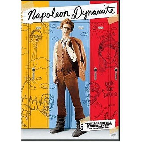 Cover art for  Napoleon Dynamite