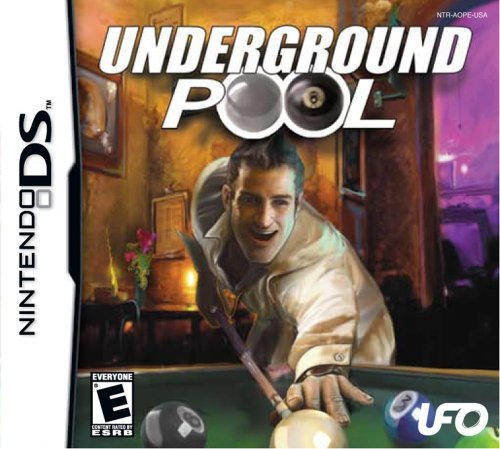 Underground Pool - Nintendo DS - 1