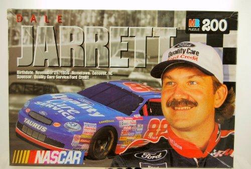 1998 NASCAR Dale Jarrett #88 Ford Taurus 200 Pcs Jigsaw Puzzle