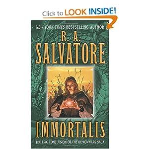Immortalis (The Second DemonWars Saga, Book 3)