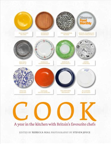 Cook: A year in the kitchen with Britain's favourite chefs