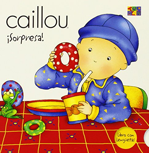 Sorpresa! (What's Inside?) (Caillou (Board Books))