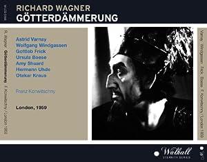 Wagner: Gotterdammerung (Covent Garden/Konwitschny)