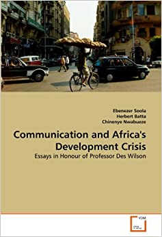 the devlopment of modern africa essay The current community development world could flourish their wide-ranging attack on the evils of modern urban later a book, of essays that detailed.