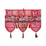 Rajrang Traditional Door Decor Hanging Handmade Toran Bandhanwar - B00NV82O5W