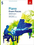 Piano Exam Pieces 2015 & 2016, Grade 5: Selected from the 2015 & 2016 Syllabus (ABRSM Exam Pieces)