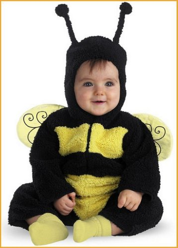 Baby Honey Bee Costume for Infants