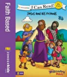 Jesus and His Friends (I Can Read! / The Beginners Bible)