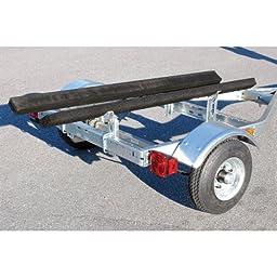 - C.E. Smith Multi-Sport Trailer - 11ft.8in.L x 4ft.6in.W, 800-Lb. Load Capacity, Model# 48810