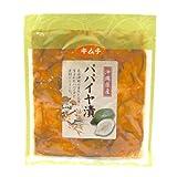 パパイヤ漬(キムチ漬け)130g