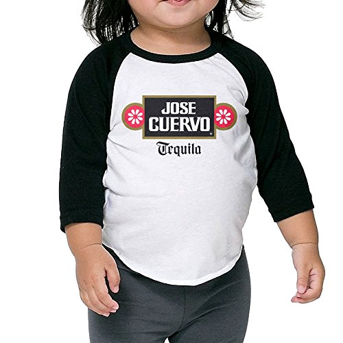 alizishop-kids-jose-cuervo-logo-raglan-t-shirts-for-2-6-years
