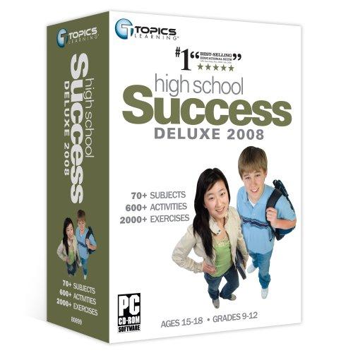 High School Success Deluxe 2008