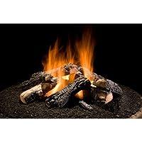 Wilderness Char 10 Piece Firepit Log set...
