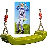 Siège de Balançoire pour Enfant - Assise Confortable - Cordes ajustables