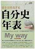 Amazon.co.jp自分史年表 Myway 2008年度版