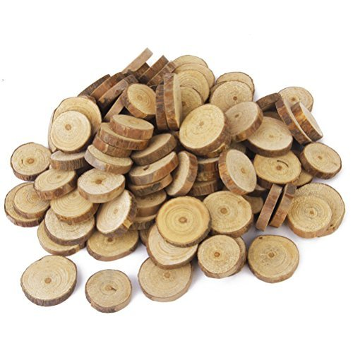oulii-wood-slices-tree-log-discs-rustic-wedding-christmas-ornaments-15-3cm-100-pack