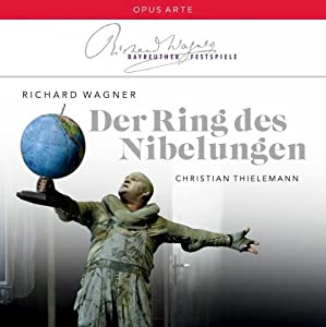 Der Ring Des Nibelungen CD