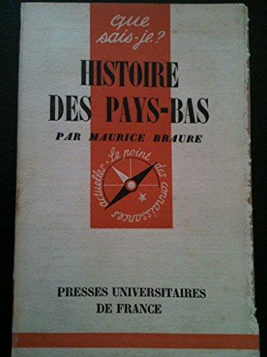 Histoire des pays bas