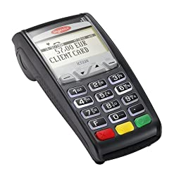 Ingenico iCT220 Dual Com Terminal - Features Smart Card Reader