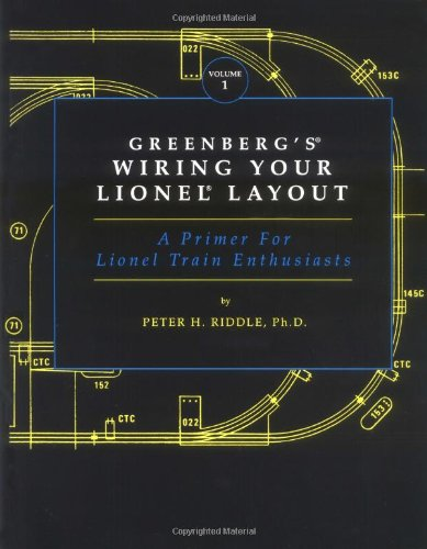 read online greenberg 39 s wiring your lionel layout a. Black Bedroom Furniture Sets. Home Design Ideas