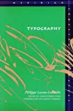Typography: Mimesis, Philosophy, Politics (Meridian: Crossing Aesthetics)