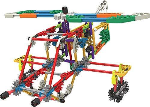 35 Model Building Set 480 Pieces Construction... For Ages 7 K'NEX