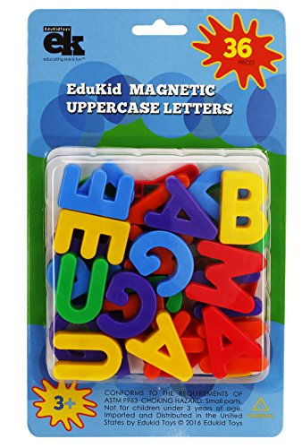 Top 5 Best Magnetic Letters And Numbers For Toddlers For